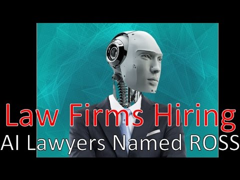 ROSS The First AI Lawyer Already Working on Bankruptcy Cases