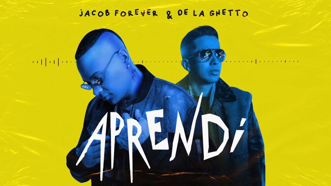 Jacob Forever ❌ De La Ghetto - Aprendi (Audio Oficial)