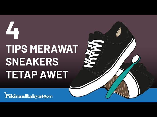 4 Tips Sederhana untuk Merawat Koleksi Sneakers agar Tetap Awet