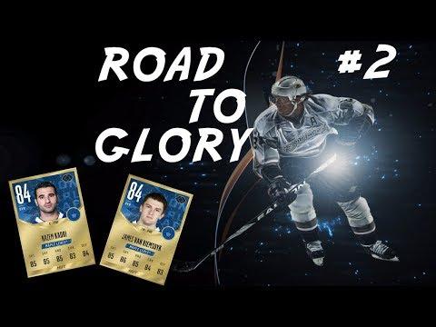 ROAD TO GLORY Ep2-NHL 18 Hockey Ultimate Team