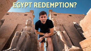 SKIP THE PYRAMIDS - Come to Luxor! (Egypt 4K)