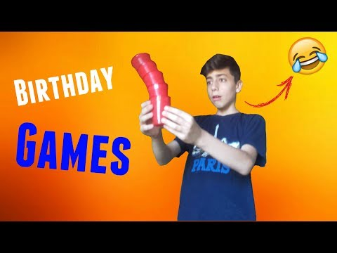 birthday one minute fun games jeux d 39 anniversaire part 1 youtube. Black Bedroom Furniture Sets. Home Design Ideas