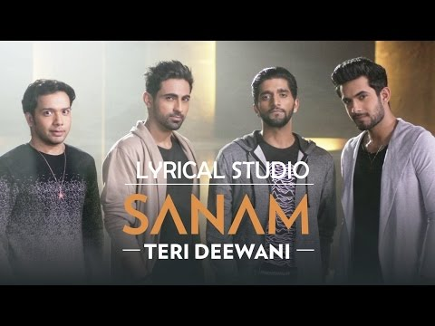 Teri Deewani Lyrics| Sanam