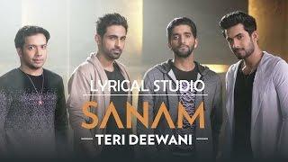 Teri Deewani Lyrics| Sanam