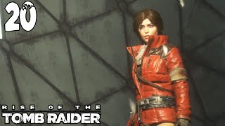 Let's Play ► Rise of the Tomb Raider - Part 20 - Tracking Down Trinity [Blind][XBOX One Gameplay]