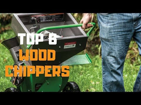 Best Wood Chipper In 2019 - Top 6 Wood Chippers Review