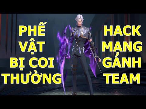 Bị đồng đội coi thường khi pick tướng Quillen Tà linh ma đao hack mạng gánh team