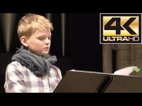 Where'er you walk (2015) - Aksel JS Rykkvin (boy soprano) - Magne H Draagen (organ) - Apr 2015