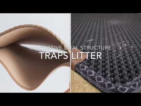 BlackHole Litter Mat- The Best Cat Litter Mat, Durable, Waterproof, Scratch-resistant