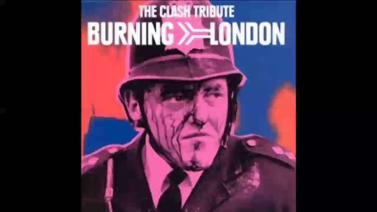 Clash Train In Vain London Calling