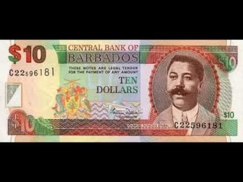 Learn And See Some Barbados Money