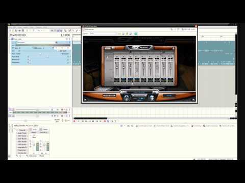 Multi-channel Outputting with Sony Acid Pro 7 - Jordan Ironside