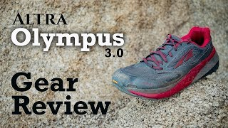 Altra Olympus 3.0 Review