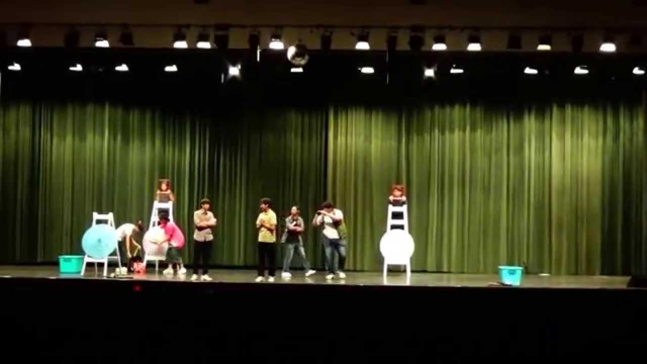 103學年度全國學生創意戲劇比賽 培德工家-四月天 獲得全國特優冠軍.最佳創意獎 - YouTube