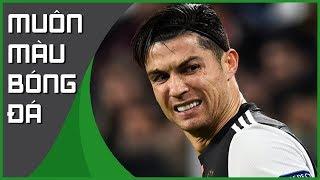Ronaldo thất bại trong cuộc đua Quả bóng vàng: Đoạn cuối cho anh?