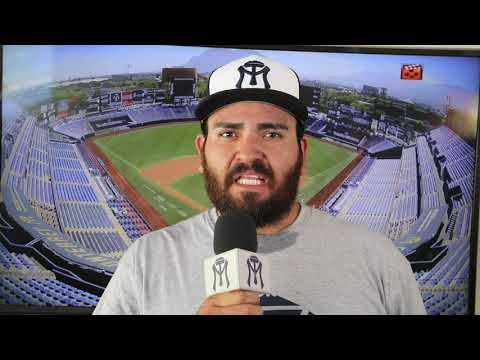 """""""El amor al béisbol me motiva"""": Edgar González"""