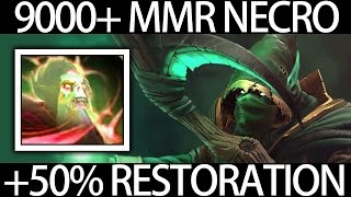 ANA Pub Abuse 9000 MMR + Necrophos Top Pro Dota 2 Player