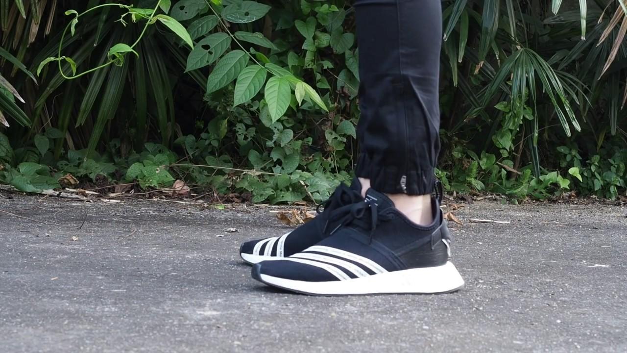 7dd44c19f Adidas NMD R2 PK W Utility Black   Core Black   Footwear White