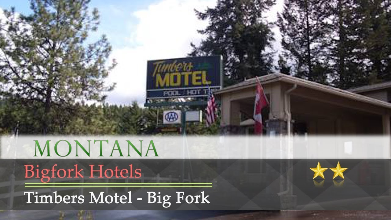 Timbers Motel Fork Hotels Montana