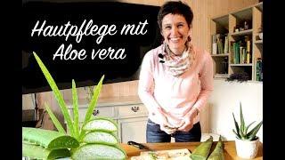 Viriditas Heilpflanzen-Video: Hautpflege mit Aloe vera