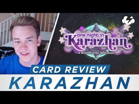 Reynad's One Night In Karazhan Card Review [Hearthstone]