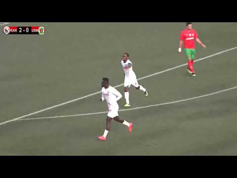 RANGERS INT VS USM ABBES CAF QUALIFIER HIGHLIGHTS & GOALS