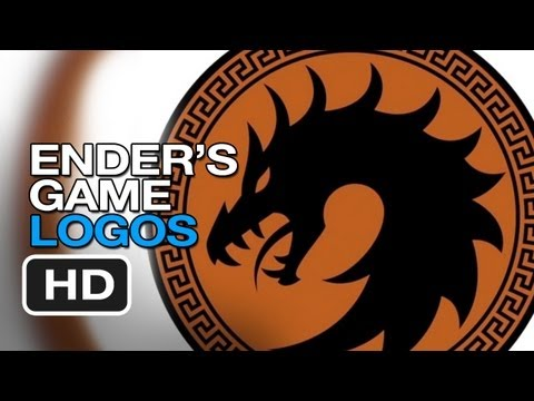 Ender's Game - Army Logos (2013) - Harrison Ford Movie HD