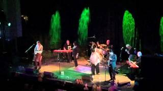 Hazel Miller Band - Get Up Stand Up - The Oriental Theatre