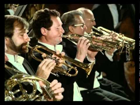 Jean Sibelius - Symphony No. 2 in D Major Op. 43 (1902), Mvt. 1 and 2 (Leonard Bernstein)