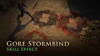 Path of Exile: Gore Stormbind