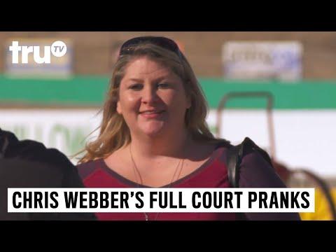 Chris Webber's Full Court Pranks  Kyle Larson in the Driver's Seat  truTV