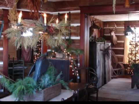 Primitive Home Tour Youtube