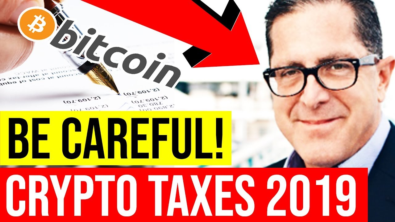reporting taxes on cryptocurrency