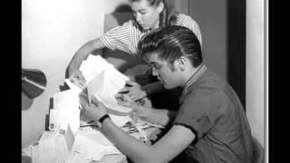 Elvis Presley Marie