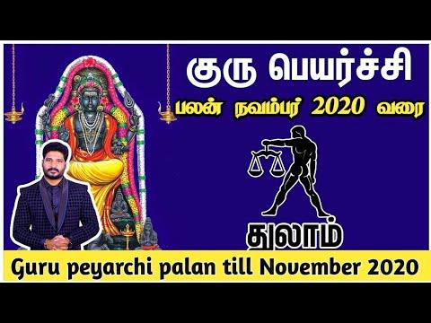 Guru peyarchi palan 2019 thulam   குரு பெயர்ச்சி துலாம் ராசி பலன்2019