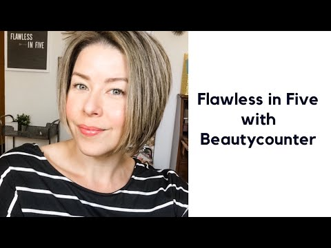 Flawless in Five with Beautycounter