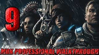 Gears of War 4 Gameplay Walkthrough Part 9 No Commentary (Xbox One 1080p)