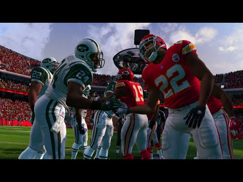 Madden NFL 17 Week 3 New York Jets vs Kansas City Chiefs