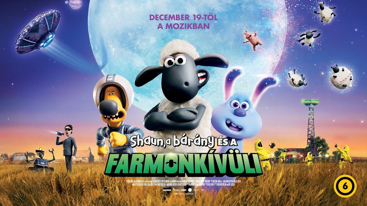 Shaun, a bárány és a farmonkívüli (6) Karácsonytól a mozikban!