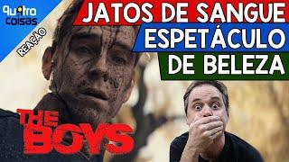 🎬 FINALMENTE SAIU O TRAILER E TEASER DE BOYS (THE BOYS SEGUNDA TEMPORADA)