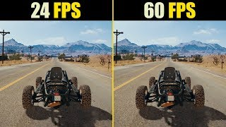 Video 24 FPS vs. 60 FPS Gaming download MP3, 3GP, MP4, WEBM, AVI, FLV Juni 2018
