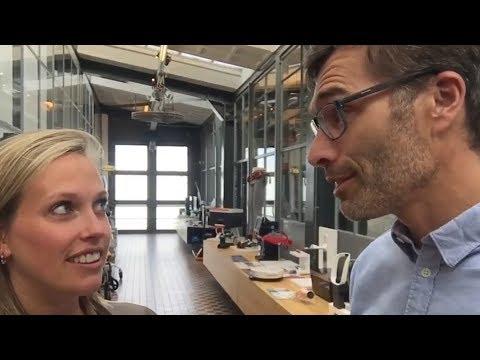 Haven Rotterdam op bezoek bij Spark design & innovation
