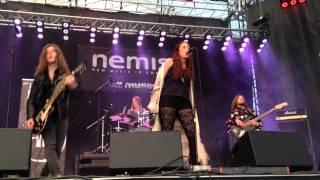 Nemis @ Sweden Rock Festival 2015 - Royal Ruckus live