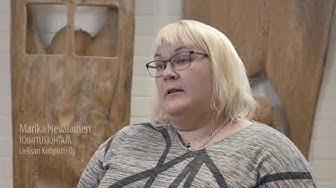 Marika Nevalainen - Lieksan Kotipirtti Oy