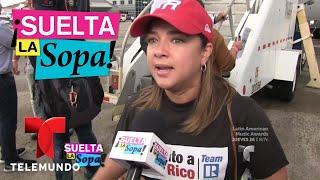 Adamari López se reencontró con su hermano tras el huracán María | Suelta La Sopa | Entretenimiento