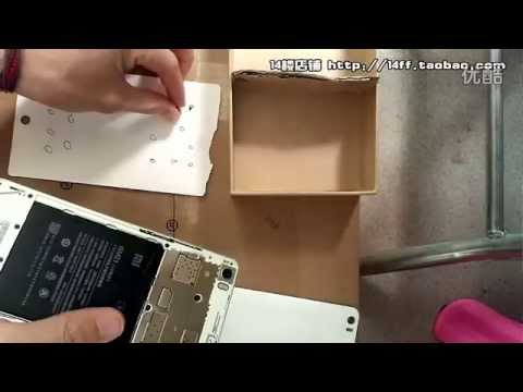 xiaomi-mi-note-teardown-&-repair