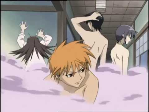 Fruits Basket Clip - The only thing is...