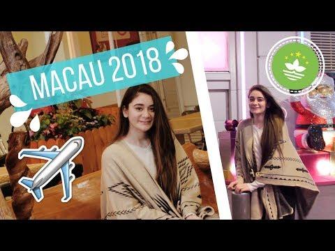 STAYING AT THE VENETIAN! MACAU VLOG 2018 | Sana Grover