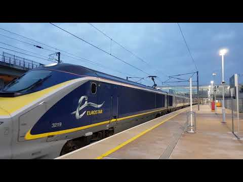 Eurostar 373 219 + 220