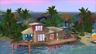 Скачать Симс 3 райские острова